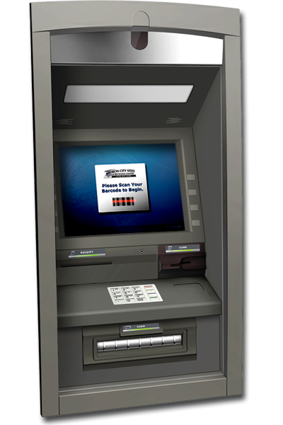 ATM Machines ScrapRight Software Teller Assist Coin Dispenser Cash Scrap Recycling